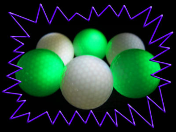 Glowing 20golf 20balls