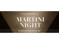 Martini night