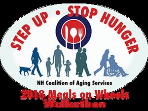 Step UpStop Hunger - start May 12 2018 0800AM