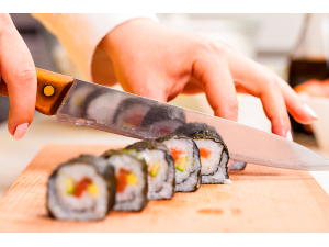 Do It Yourself Sushi Night Class - start Jun 01 2018 0530PM