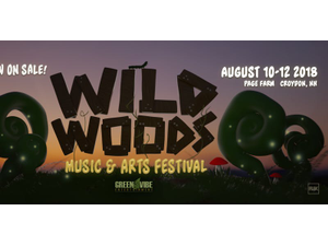 Wild Woods Music and Arts Festival 5th Annual  - start Aug 10 2018 0700PM
