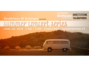 Summer Concert Series - Bluegrass Festival - start Jun 30 2018 0100PM