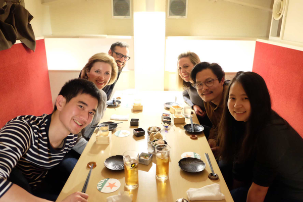 Kyoto Food Night Tour