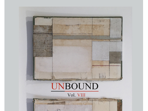 UNBOUND VOL VIII Book Art Exhibit - start Jul 27 2018 1100AM
