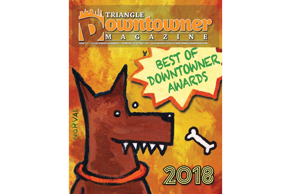 Downtowner magazine issue 137