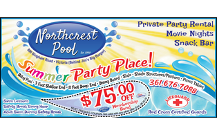 Northcrest 20pool 20  20vc 20  20june july 202018