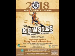 Newsies - start Aug 08 2018 0200PM