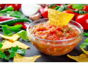 First Nations Development Institutes Garden Fresh Tomato Salsa - Jun 11 2018 0225PM