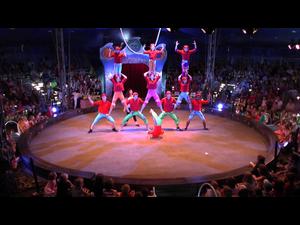 Circus Smirkus - start Jul 21 2018 0100PM