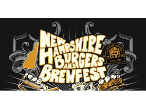 2018 NH Burgers and Brews Festival - start Sep 23 2018 0100PM