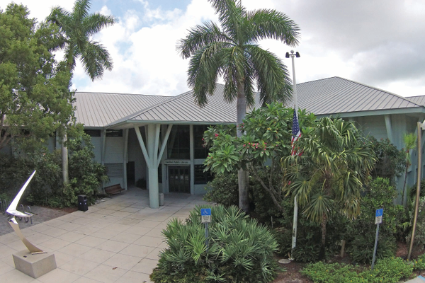 The Sanibel Public Library also underwent a complete renovation over the past year, sure to retain its No. 1 ranking on TripAdvisor. Photo courtesy of Sanibel Public Library.