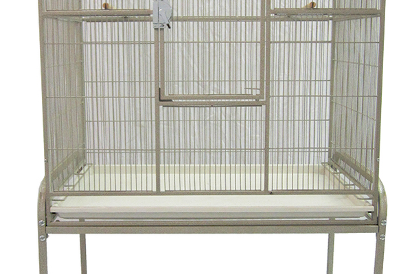 A&E Flight Bird Cage and Stand