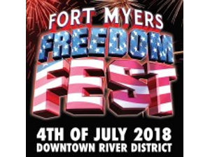 Freedom Fest - start Jul 04 2018 0400PM