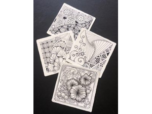 Zentangle  Enjoy Drawing Effortlessly - start Jul 14 2018 1000AM
