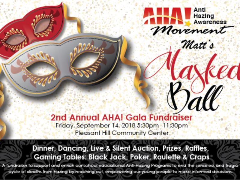 Local Hazing Awareness Non-Profit to Host Annual Monte Carlo Night