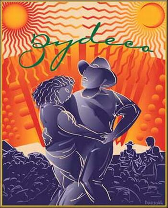 Zydeco poster 350