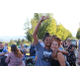 Thousands lined the streets for the Riverton Town Days Parade, enjoying themselves and posing for photos. (Travis Barton/City Journals)