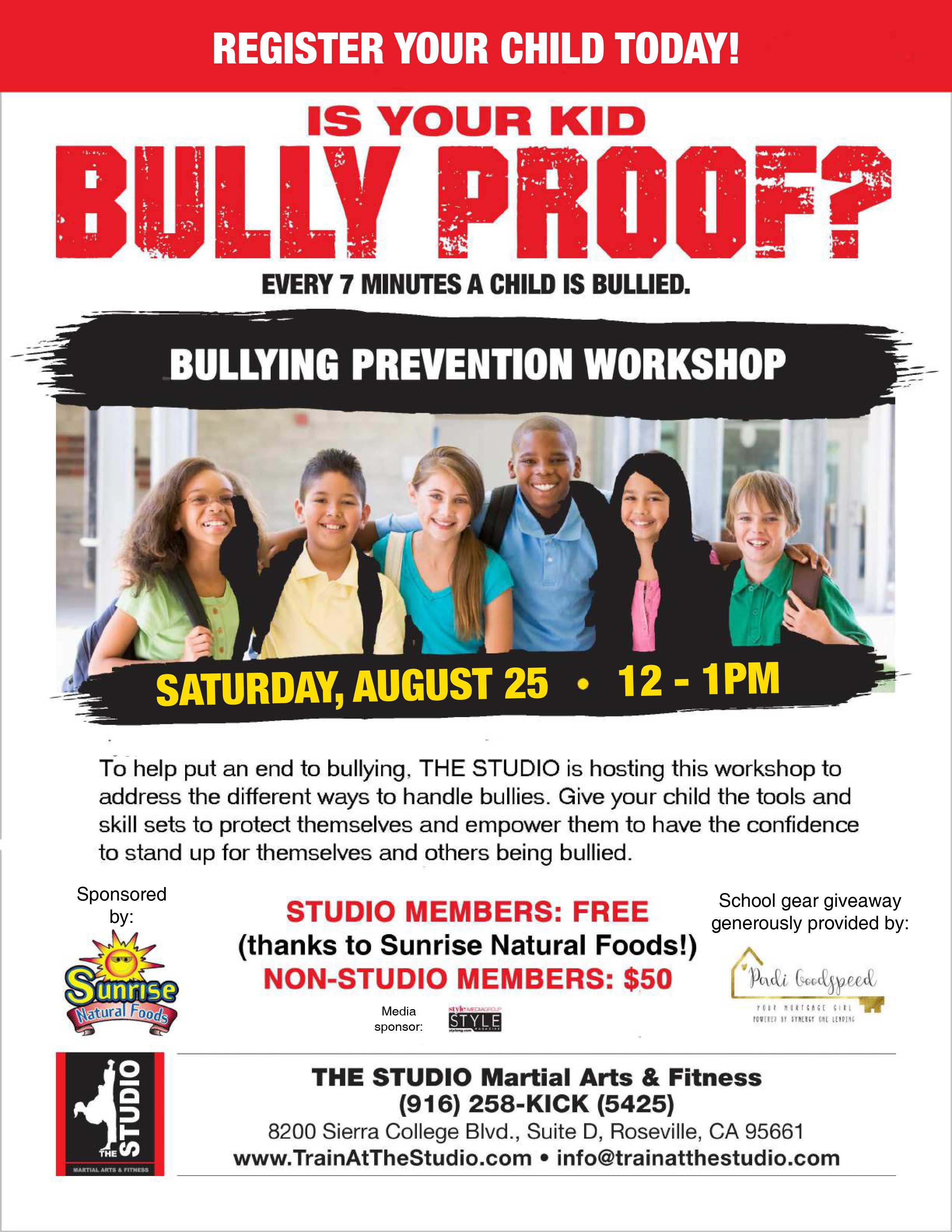 Bullyproof workshop final