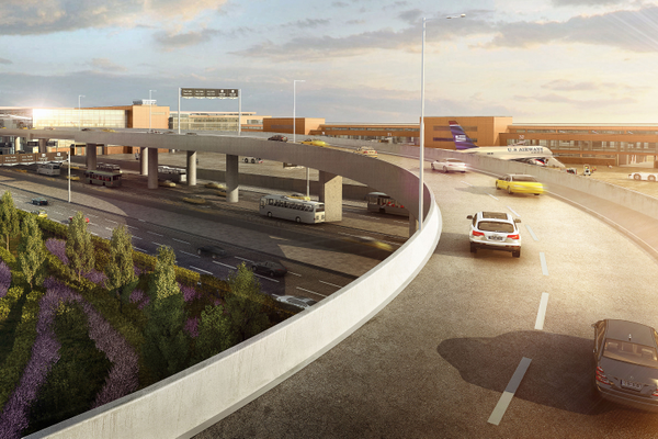 The first phase of the airport reconstruction project is expected to be completed by Fall 2020, with minimal disruption to passengers. (Photo courtesy Salt Lake International Airport)