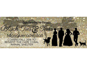 Black Ties  Tails Masquerade Ball - start Sep 29 2018 0700PM