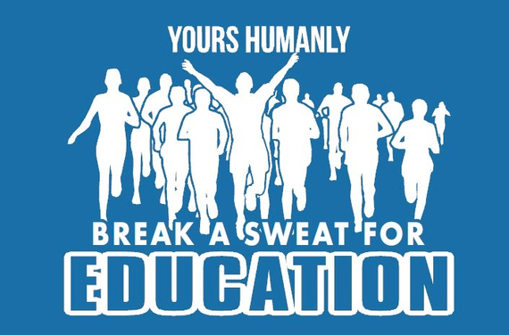 Break 20a 20sweat 20for 20education 205k