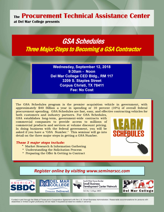 Final gsa flyer 12sept2018