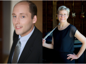Concert - Timeless Sonatas for Flute and Piano - start Sep 09 2018 0400PM
