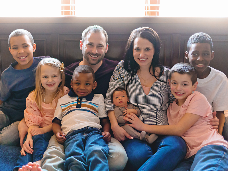 Meet the Fergens: Finding Family through Faith | The Hood