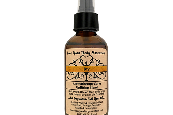 Love Your Body Essentials Joy Aromatherapy Spray