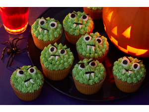 Halloween Baking with Kids - start Oct 28 2018 0900AM
