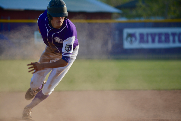 """Riverton Baseball"" earned first prize in the play category. (Jenifer Miller)"