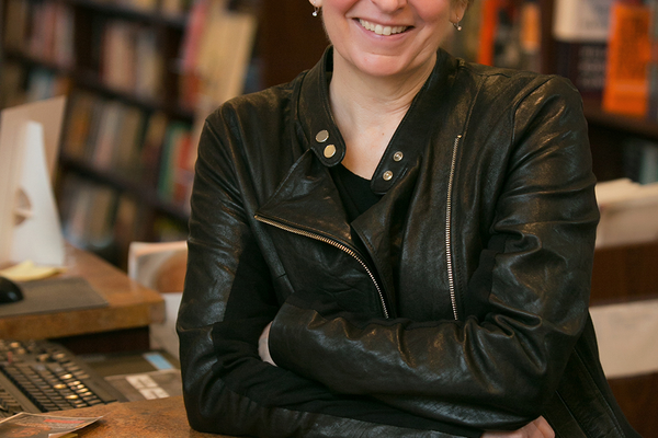 Susan Hans O'Connor, owner of the Penguin Bookshop