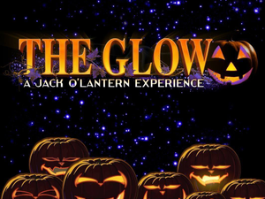 THE GLOW A JACK OLANTERN EXPERIENCE - start Oct 04 2018 0730PM