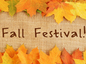 2018 Kannapolis Fall Festival - start Oct 20 2018 0300PM