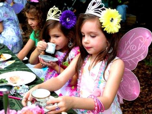 Cape Coral Fairy Tea Party - start Oct 20 2018 1100AM