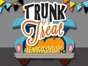Trunk or Treat - 2018 - start Oct 28 2018 1200PM