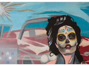 Dia de los Muertos A Juried Exhibit - start Oct 05 2018 0900AM