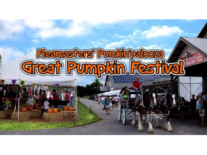 Fort Myers Great Pumpkin Festival - start Oct 12 2018 0900AM