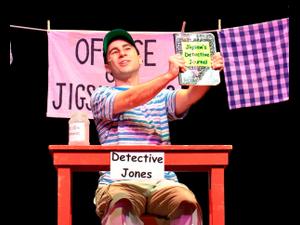 Kids Musical Jigsaw Jones and the Case of the Class Clown - start Nov 10 2018 1000AM