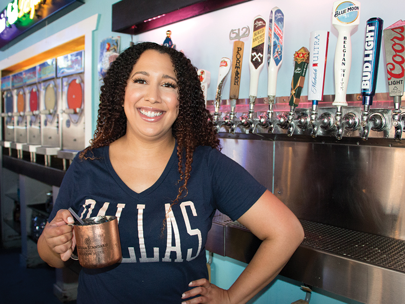 Featured Bartender Alicia Of Chasin Tails The Scene Magazine