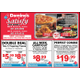 TWO 2-Topping Pizzas only 599 - Dominos Pizza in Victoria New Look New Experience