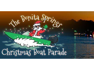 Bonita Springs Christmas Boat Parade - start Dec 08 2018 0600PM