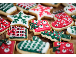 Christmas Cookie Decorating in Estero - start Dec 08 2018 1200PM
