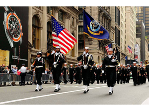 Veterans Day Parade - start Nov 10 2018 1100AM
