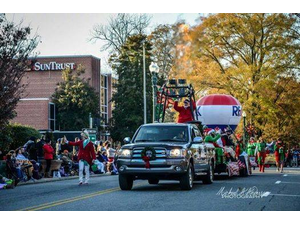 Concord Christmas Parade - start Nov 17 2018 0230PM