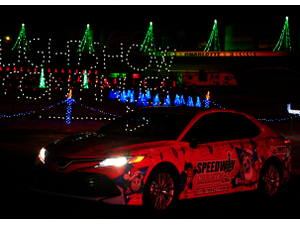 2018 Speedway Christmas - start Nov 18 2018 0600PM