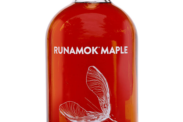 Runamok Maple Sugarmaker's Cut Maple Syrup, $29.95 at Bravo Coffee Bar