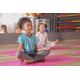 Yoga can help kids calm nerves and gain focus