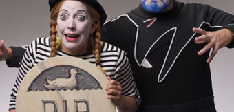 Magic cirlce mime company