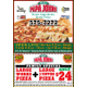 Order Online and Get a Medium 2-Topping for Just 599 at Papa Johns Pizza in Victoria